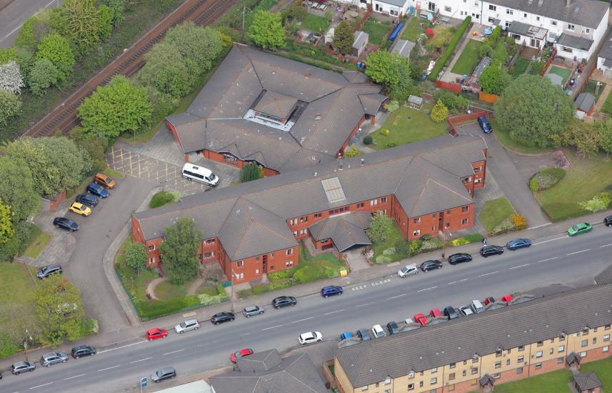Crossmyloof Care Home, 80 Titwood Road